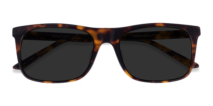 Tortoise Silvio -  Acetate Sunglasses