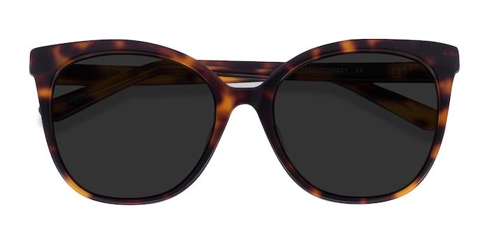 Tortoise Gelato -  Acetate Sunglasses