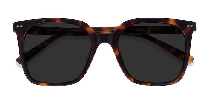 Tortoise Parasol -  Acetate Sunglasses