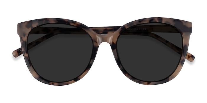 Ivory Tortoise Cinematic -  Acetate Sunglasses