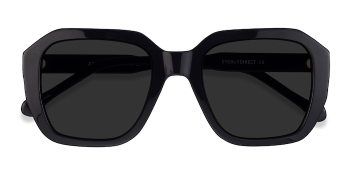 Black Azalea -  Acetate Sunglasses
