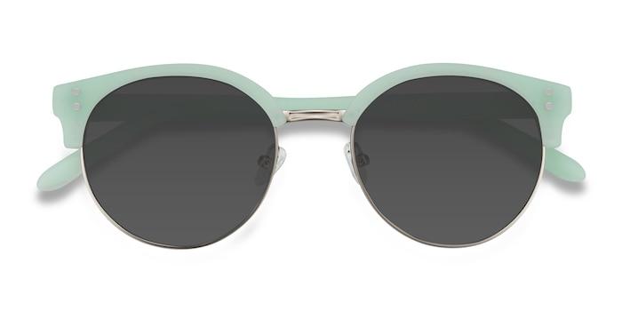 Mint Frost Samba -  Metal Sunglasses