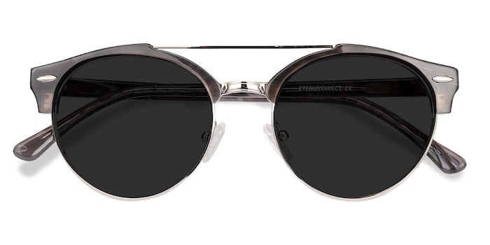 Gray Sands -  Metal Sunglasses