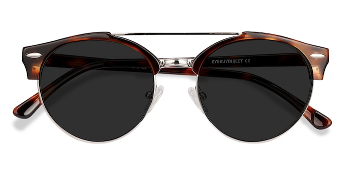 Tortoise Sands -  Acetate Sunglasses