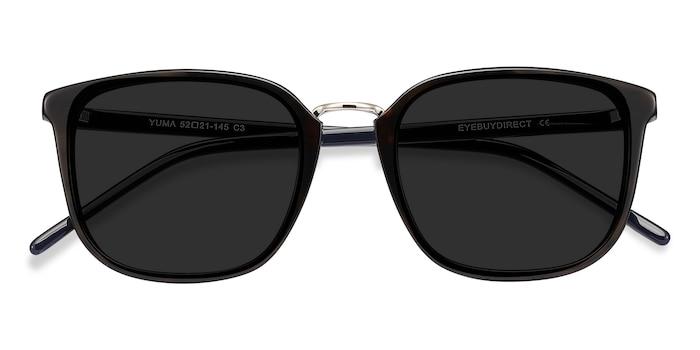 Tortoise Yuma -  Metal Sunglasses