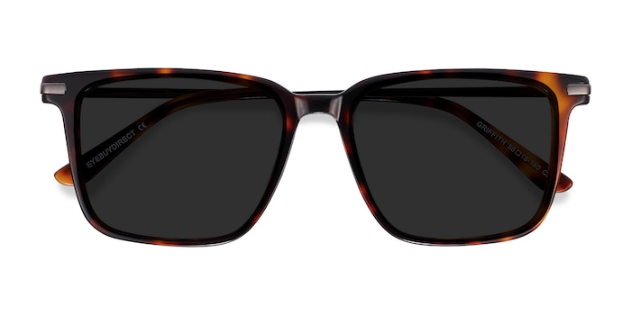 Tortoise Griffith -  Metal Sunglasses