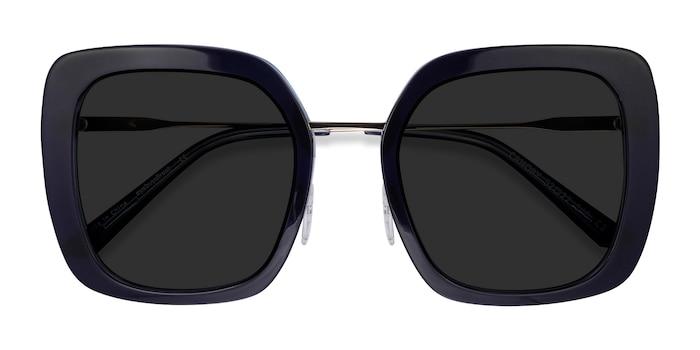 Blue Canopy -  Acetate Sunglasses