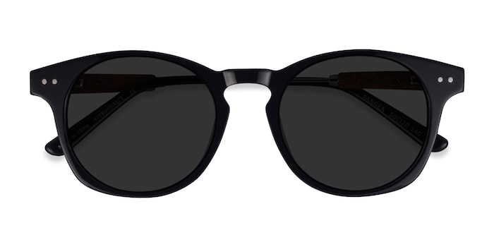 Black Pangea -  Acetate Sunglasses