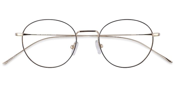 Black Aegis -  Lightweight Titanium Eyeglasses