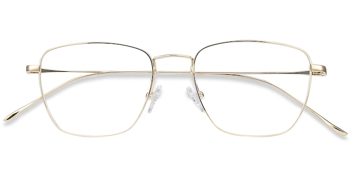 Golden Future -  Titanium Eyeglasses