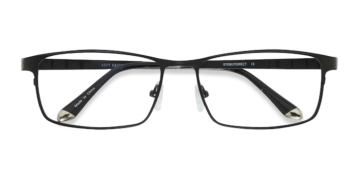 Black Kept -  Lightweight Titanium Eyeglasses
