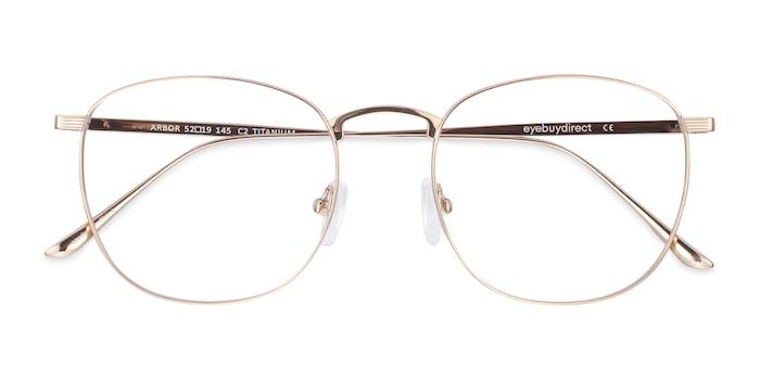 Gold Arbor -  Fashion Titanium Eyeglasses