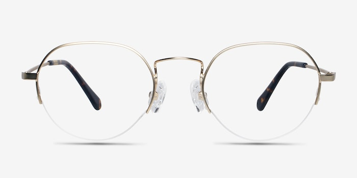 Golden Kalpana -  Metal Eyeglasses