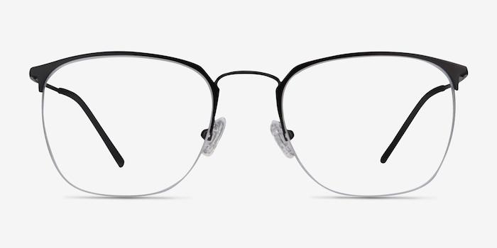 Black Urban -  Metal Eyeglasses