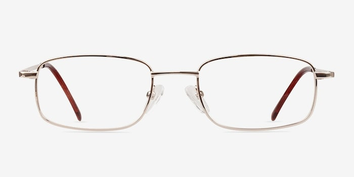 Golden Florian -  Classic Metal Eyeglasses