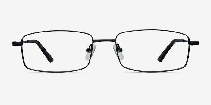 Black Filum -  Metal Eyeglasses