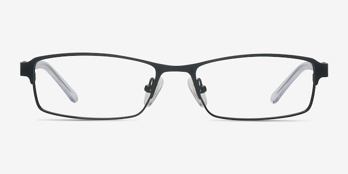 Black Olsen -  Metal Eyeglasses