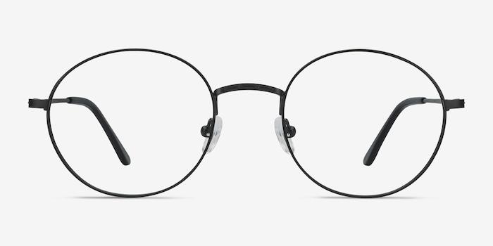 Black Motif -  Metal Eyeglasses