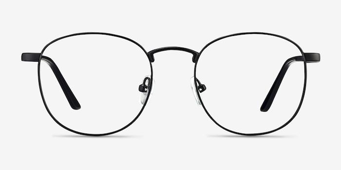 Black  St Michel -  Acetate Eyeglasses