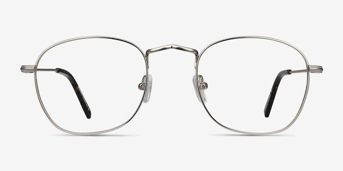 Silver Sonder -  Metal Eyeglasses