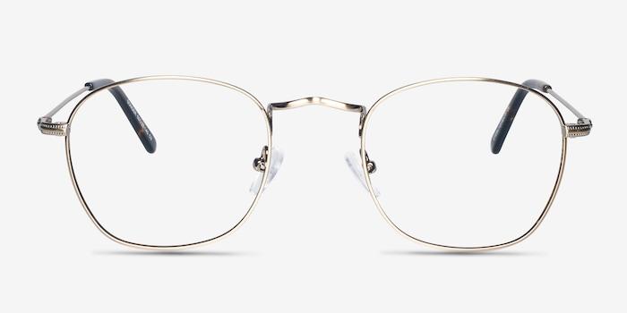 Bronze Sonder -  Metal Eyeglasses