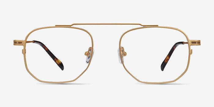 Golden Cordon -  Metal Eyeglasses
