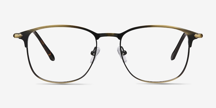 Bronze Cella -  Metal Eyeglasses