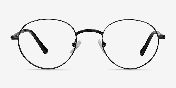 Gunmetal Izabel -  Metal Eyeglasses
