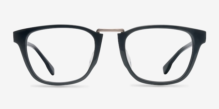 Black Dandy -  Fashion Acetate Eyeglasses