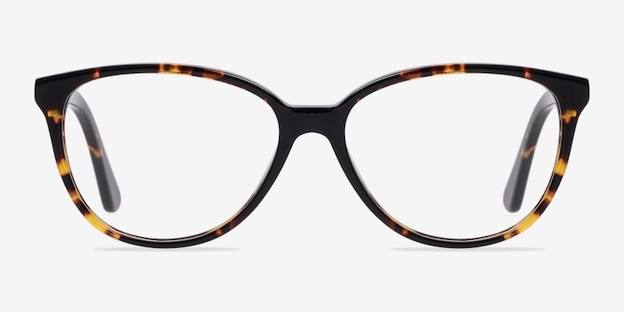 Hepburn | Tortoise | Women Acetate Eyeglasses | EyeBuyDirect