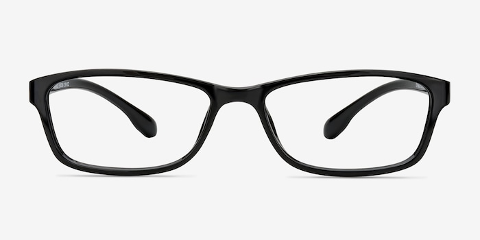 Versus | Black Plastic Eyeglasses | EyeBuyDirect