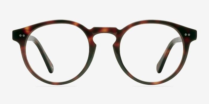 Warm Tortoise Theory -  Designer Acetate Eyeglasses