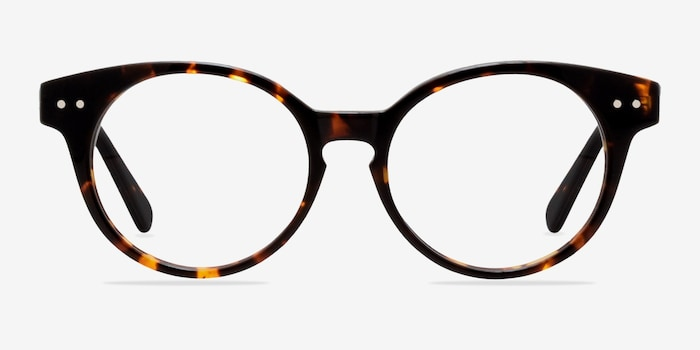 Tortoise Glarus -  Fashion Acetate Eyeglasses
