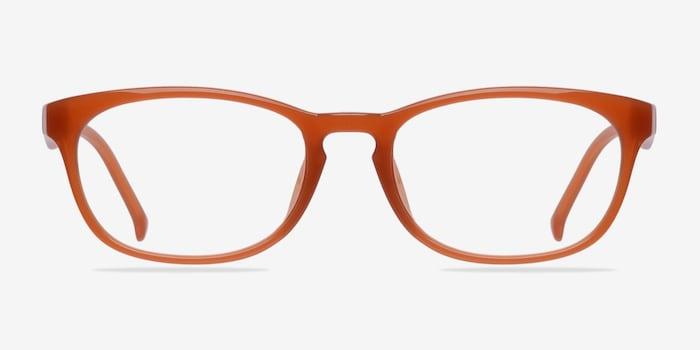 Drums | Orange Plastic Eyeglasses | EyeBuyDirect