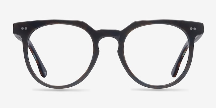 Nebular Blue Atmosphere -  Designer Acetate Eyeglasses