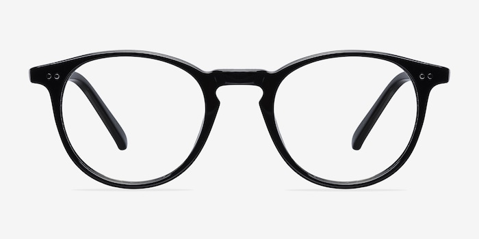 Black  Kyoto -  Fashion Acetate Eyeglasses