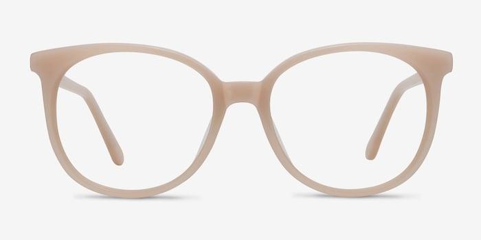 Light Pink Bardot -  Acetate Eyeglasses
