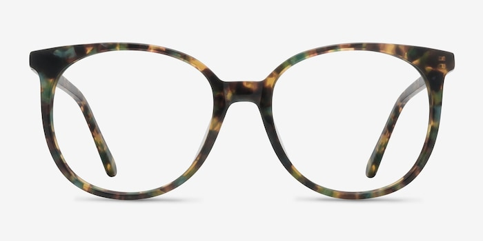 Floral Bardot -  Colorful Acetate Eyeglasses