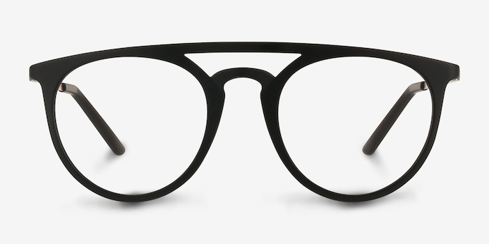 Matte Navy Fiasco -  Plastic Eyeglasses