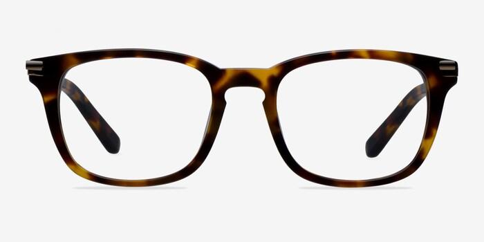 Tortoise Infinity -  Fashion Acetate Eyeglasses