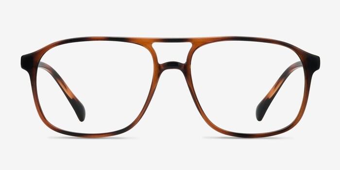 Tortoise Little Oblivion -  Vintage Plastic Eyeglasses
