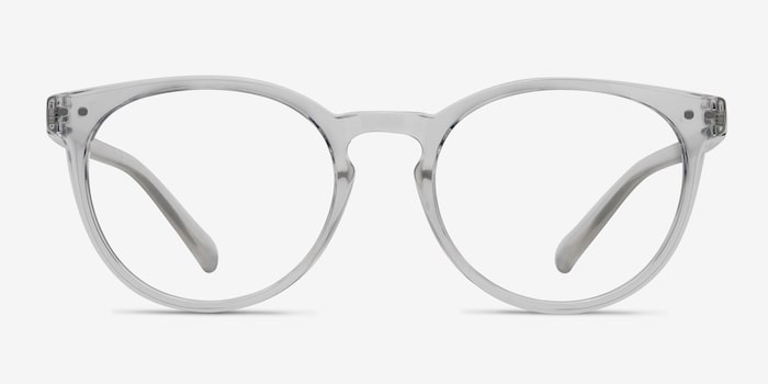 Little Morning | Clear | Kids Plastic Eyeglasses | EyeBuyDirect
