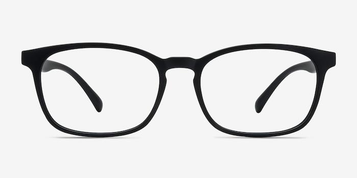 Matte Black Forest -  Plastic Eyeglasses