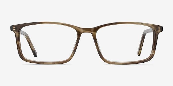 Brown Crane -  Acetate Eyeglasses