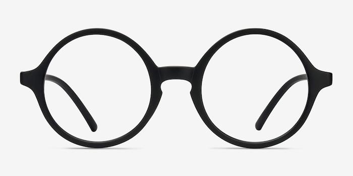 Black Years -  Vintage Plastic Eyeglasses