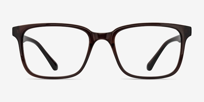 Brown November -  Plastic Eyeglasses