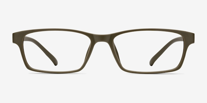 Gray Madras -  Plastic Eyeglasses