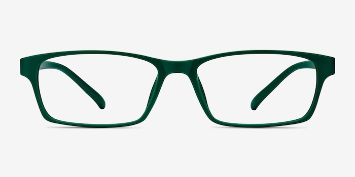 Green Madras -  Plastic Eyeglasses