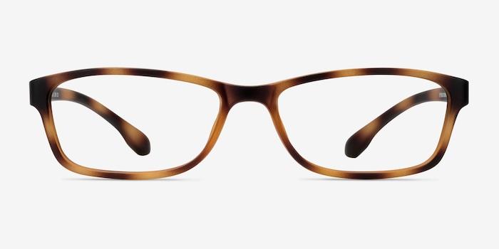 Matte Tortoise Versus -  Plastic Eyeglasses