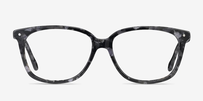 Marbled Gray Escape -  Acetate Eyeglasses